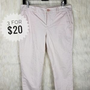3 for $20 G.H. Bass Cropped Pant.